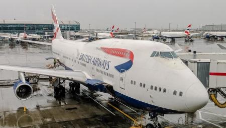 British Airways recebe multa de 20 milhões de libras por data breach